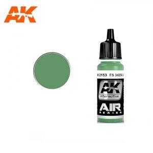 AK Interactive AK 2153 FS 34258 GREEN 17ml