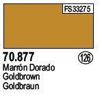 Vallejo 70877 Goldbrown (126)