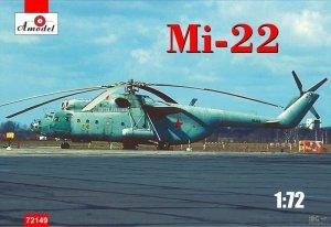 A-Model 72149 Mi-22 1:72