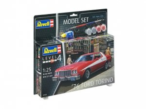 Revell 67038 76 Ford Torino Model Set (1:25)