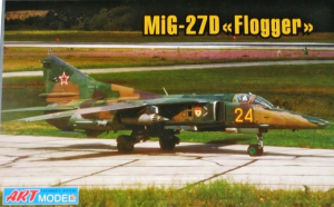 Art Model 7216 MIG-27D (1:72)