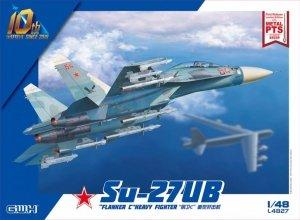 Great Wall Hobby L4827 Su-27UB Flanker-C 1/48