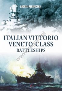 Kagero 0012KK Italian Vittorio Veneto-Class Battleships EN