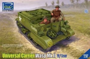 Riich.Models RV35036 Universal Carrier Wasp Mk.II with Crew 1/35