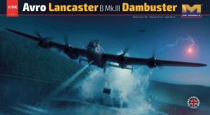 HK Models 01E011 Avro Lancaster B.Mk.III Dambuster 1/32