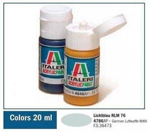Italeri 4786 LICHTBLAU 20ml