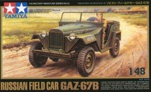Tamiya 32542 Russian Field Car GAZ-67B (1:48)