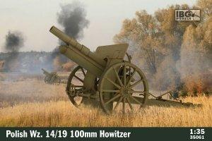 IBG 35061 Polish Wz. 14/19 100mm Howitzer  1/35