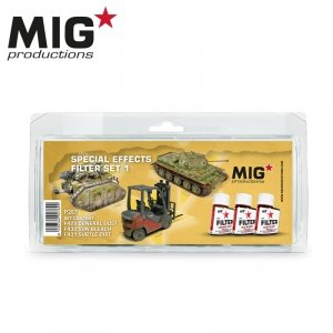MIG Productions P267 Special effects Set 1 (3x35ml)