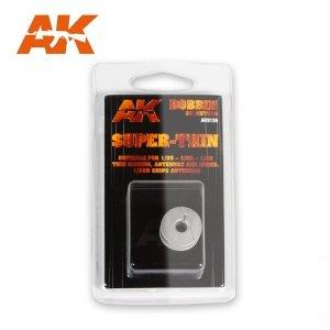 AK Interactive AK 9136 ELASTIC RIGGING BOBBIN SUPER-THIN 0,045 mm