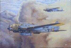 Roden 344 Heinkel He-111 H-16/H-20 1/144