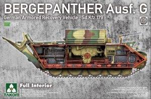 Takom 2107 Sd.Kfz. 179 PzKpfw V Bergepanther Ausf.G (1:35)