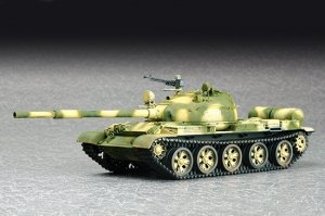 Trumpeter 07147 Russian T-62 Main Battle Tank Mod.1972 1/72