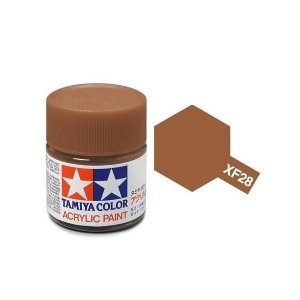 Tamiya 81328 Acryl XF-28 Dark Copper 23ml