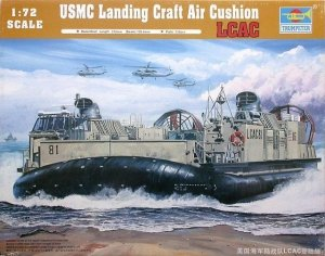 Trumpeter 07302 USMC Landing Craft Air Cushion 1/72