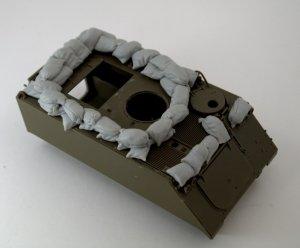 Panzer Art RE35-595 Sand armor for M113 APC (Vietnam War) 1/35