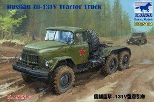 Bronco CB35194 Russian Zil-131V Tractor Truck 1/35