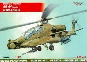 Mirage Hobby 72052 AH-64 Apache IFOR-Bosnia (1:72)