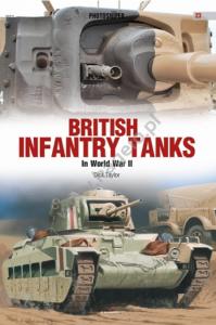 Kagero 0023 British Infantry Tanks In World War II EN