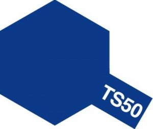 Tamiya TS50 Mica Blue (85050)