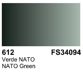 Vallejo 70612 Surface Nato Green FS34094 17ml.