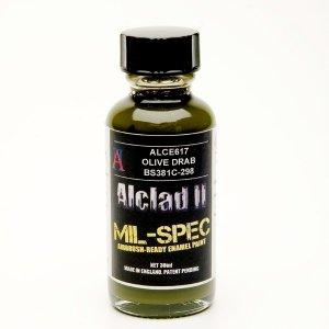 Alclad E617 Olive Drab 30ML