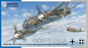Special Hobby 48178 Junkers Ju 88D-2/4 (1:48)