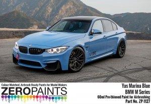 Zero Paints ZP-1127-YAS BMW Yas Marina Blue 60ml