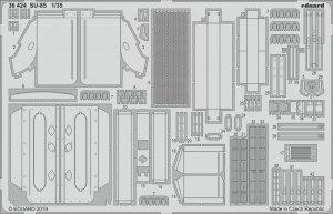 Eduard 36424 SU-85 ZVEZDA 1/35