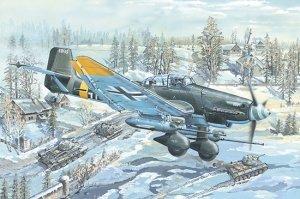 Trumpeter 02425 Junkers Ju-87G-2 Stuka 1/24