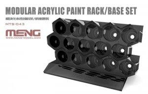 Meng Model MTS-043 Modular Acrylic Paint Rack/Base