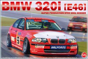 NuNu PN24007 BMW 320i E46 DTCC 2001 Winner 1/24