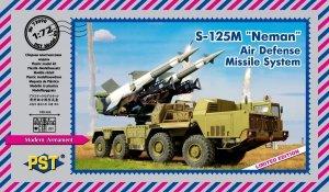 PST 72090 S-125M Neman Air Defense Missile System Limited Edition 1:72