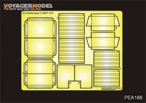 Voyager Model PEA188 Modern British Challenger 2 MBT CIP (GP) 1/35