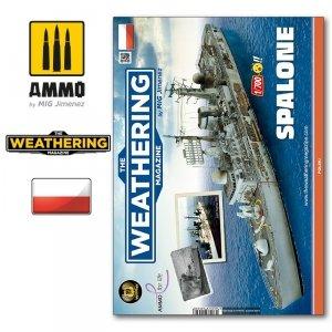 Ammo of Mig 4532-PO The Weathering Magazine Issue 33. SPALONE (Polski)