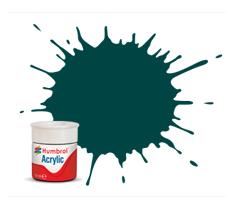 Humbrol AB0239 239 British Racing Green Gloss Acrylic Paint 14ml