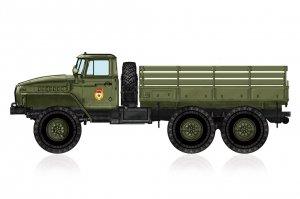 Hobby Boss 82930 Russian URAL 4320 Truck 1/72