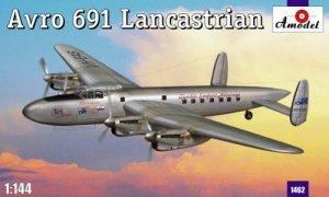 A-Model 01462 Avro 691 Lancastrian 1:144