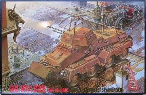 Roden 704 Sd.Kfz.232 (FU) (8-Rad) Schwerer Panzerspahwagen