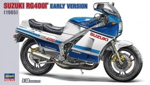 Hasegawa 21509 BK9 Suzuki RG400 Gamma - Early Version (1985) 1/12