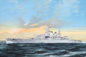 Trumpeter 05778 Italian Navy Battleship RN Littorio 1941 1/700