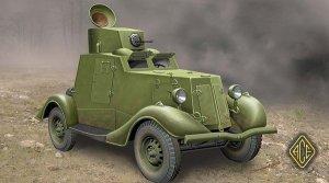 ACE 48107 Soviet Light Armoured Car FAI-M (1:48)