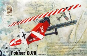 Roden 420 Fokker D.VII early (OAW)