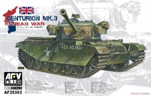AFV Club 35303 Centurion Mk.3 Korean War 1/35