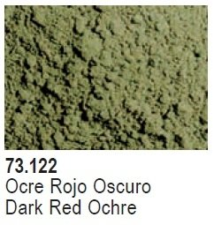Vallejo 73122 Dark Red Ochre