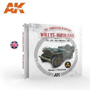 AK Interactive AK 130002 WILLYS – OVERLAND (CANADIAN)