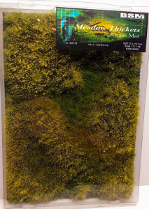 Bear`s Scale Modeling 400118 Meadow Thickets 22x16 cm (1 pcs)