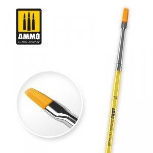 Ammo of Mig 8622 Synthetic Flat Brush 10 pędzel syntetyczny