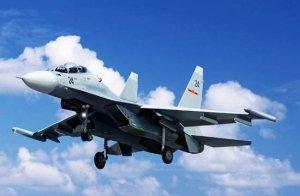 Trumpeter 03917 Russian Su-30MKK Flanker G 1/144