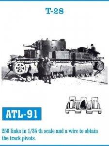 Friulmodel 1:35 ATL-91 T-28